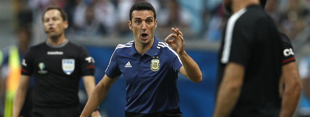 La Selección Argentina publicó la lista de convocados para los compromisos que disputará en octubre ante Alemania y Ecuador.