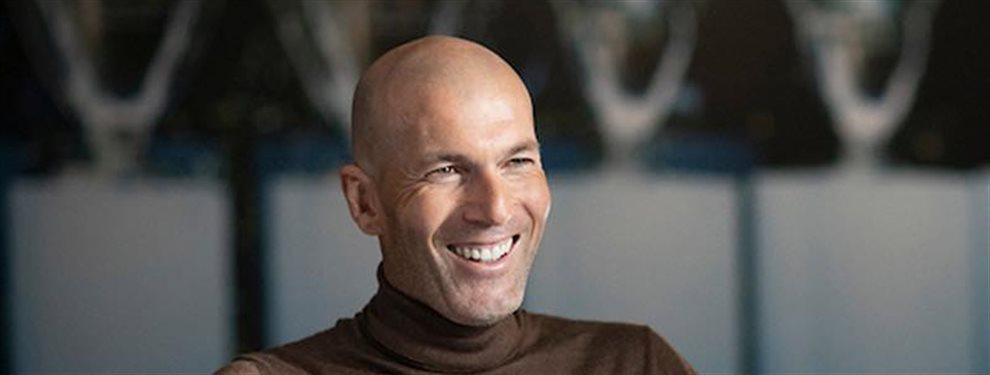 Zidane no se calla, el técnico dijo esto (y nadie se queda indiferente)):Hoy el Real Madrid se la juega y Florentino está expectante