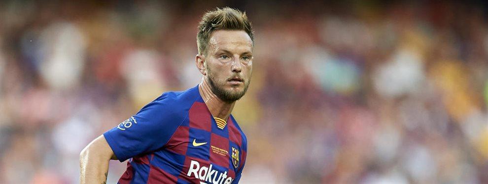 Rakitić comenzó la temporada con el Barça con grandes expectativas de ser importante en los logros deportivos.