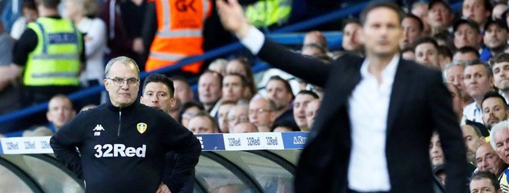 Rajada de Frank Lampard sobre este crack argentino. El pique viene de lejos y ayer Lampard lo dijo alto y claro