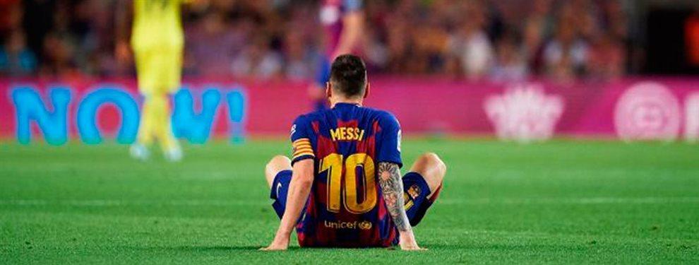 El Barcelona a fuerza de individualidades está buscando recuperar el estilo que se había complicado en los últimos partidos.