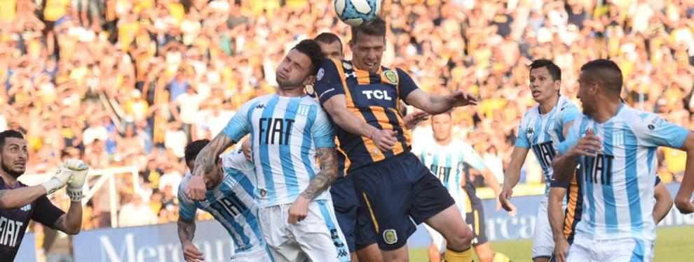 Rosario Central y Racing se enfrentaron en el Gigante de Arroyito por la octava fecha de la Superliga.