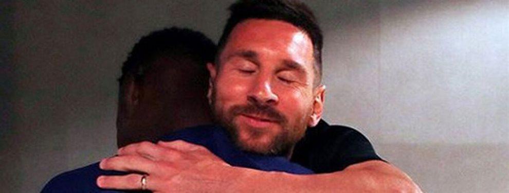En el FC Barcelona estaban preocupados porque con el Mundial sub-17 podían perder a Ansu Fati para el clásico ante el Real Madrid.