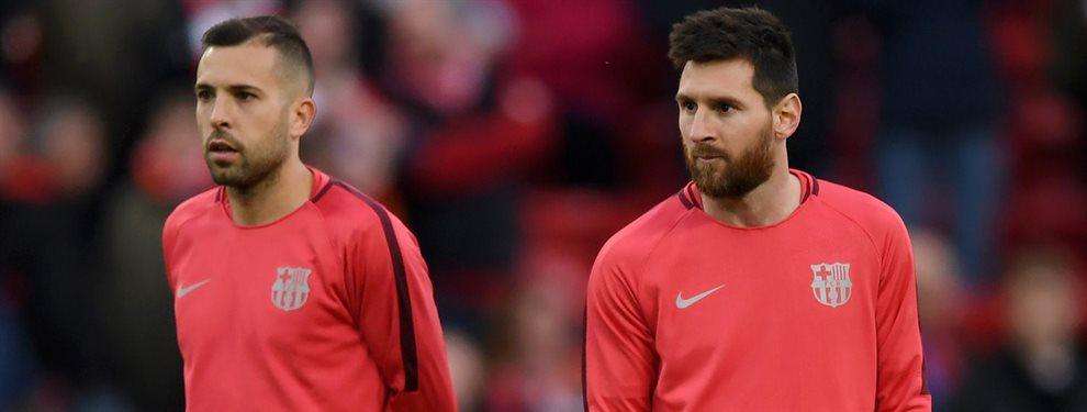 Leo Messi ha cortado de raíz la posibilidad de ver a Victor Lindelöf en el Barça