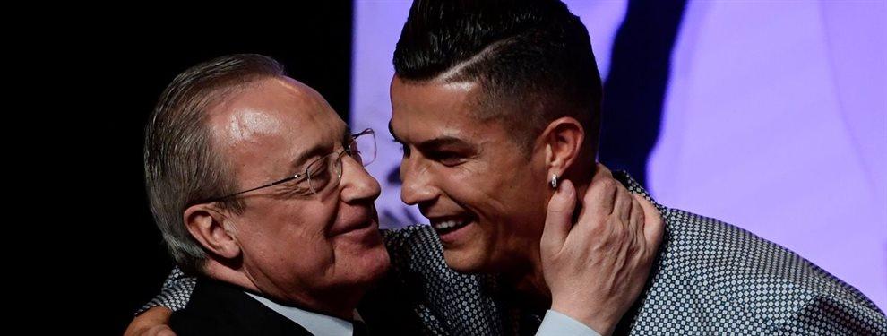 El equipo de Zidane es líder pero él insiste: ¡quiero volver al Madrid!. El portugués vuelve a lanzar un guiño a Florentino Pérez para regresar