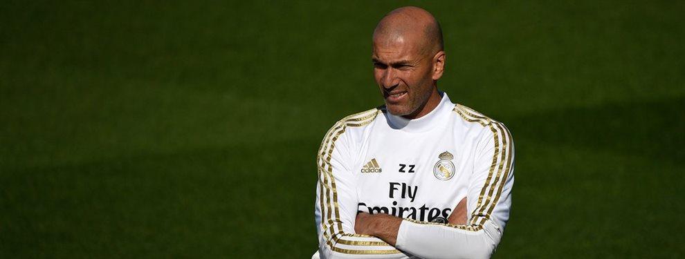 Zinedine Zidane aún ve a Fede Valverde un poco verde y prefiere que salga cedido