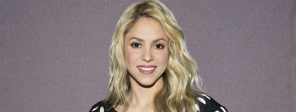 A Shakira le pillaron usando efectos especiales en una foto en la que estaba mucho mejor de lo visto