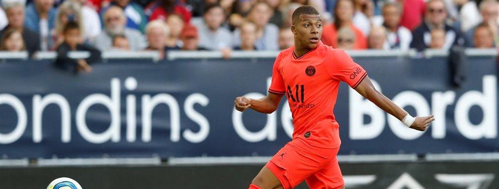 Kylian Mbappé preguntó a Frenkie de Jong por el Barça, lo que desató muchos rumores