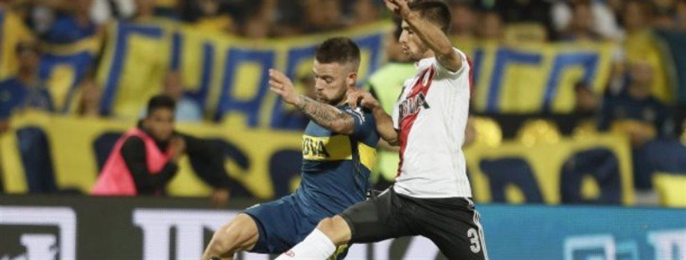 Nahitan Nández y Marcelo Saracchi, ambos con experiencia en los duelos entre Boca y River, palpitaron el Superclásico desde Europa.