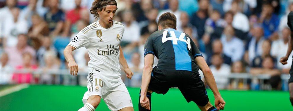 En el Santiago Bernabéu, el Real Madrid consiguió un agónico empate 2-2 frente al Brujas.