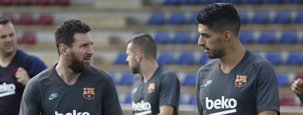 Leo Messi y Luis Suárez se alegran de no haber cerrado finalmente el fichaje de Luka Jovic, decepción en el Real Madrid