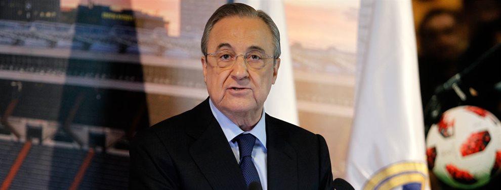 Florentino Pérez sabe que José Mourinho llega con una lista de bajas bajo el brazo