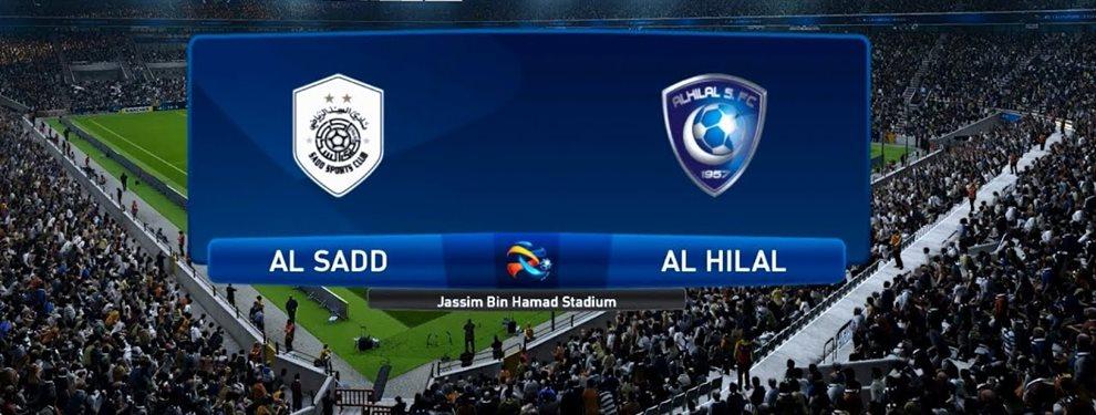 El Al-Sadd y el Al-Hilal se midieron en la Champions League asiática y dieron un ejemplo de deportividad