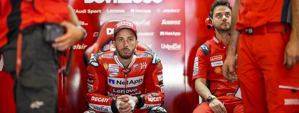 ¡Andrea Dovizioso abandona y le da el título a Marc Márquez!. Mira a 2020, donde competirán Max Racing Team Alonso López y Romano Fenati