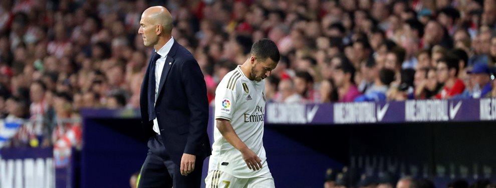 Eden Hazard ha prohibido a Florentino Pérez fichar a Serge Gnabry, del Bayern de Múnich