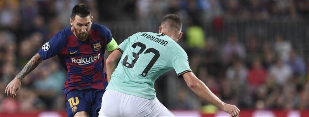 Messi ha avisado a Ernesto Valverde de que Antoine Griezmann resta más que suma y no lo quiere
