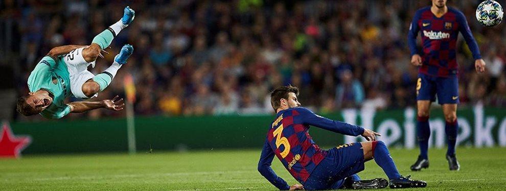 En el Barça saben que Víctor Valdés se plantea dimitir de su cargo en el Juvenil A