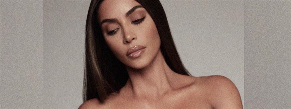 ¡Venga ya! Kim Kardashian rompe todos los cánones ¡Ojo!. Kendall y Kylie Jenner aplauden la foto de su hermanastra ¡Para no creer!