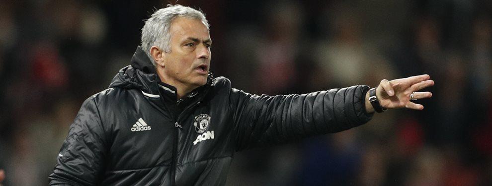 José Mourinho, en caso de llegar al Real Madrid, se cargará a Karim Benzema y lo echará