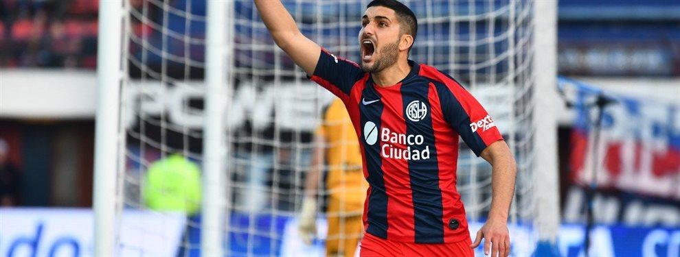 Nicolás Blandi y Lucas Menossi regresarán a la formación titular de San Lorenzo cuando reciban a Central Córdoba.