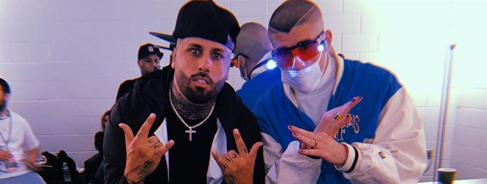 Nicky Jam se marca este baile junto a Will Smith y anuncia esta bomba que deja alucinando a medio mundo, entre ellos Neymar y Anuel AA ¡Tremendo video!