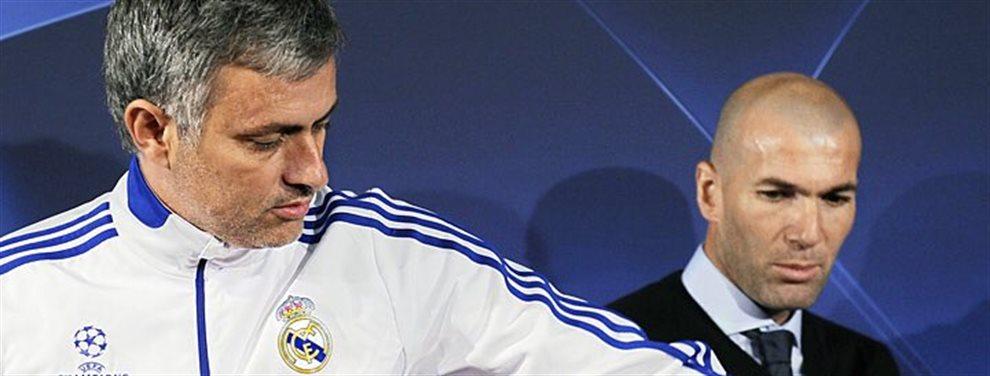 El Real Madrid está volviendo a sus tiempos más oscuros. La nueva era de José Mourinho está a punto de repetirse de nuevo. El club a la espera