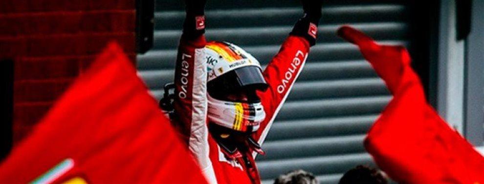 Los campeones del mundo de Formula 1 Lewis Hamilton y Sebastian Vettel se muestran contrarios a los nuevos cambios propuestos por la FIA