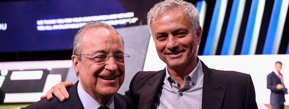 Florentino Pérez le ha impuesto a José Mourinho olvidarse de Aitor Karanka para volver al Real Madrid