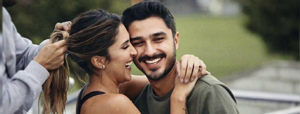Daniela Ospina y Harold Jiménez hicieron un directo en Instagram contestando preguntas
