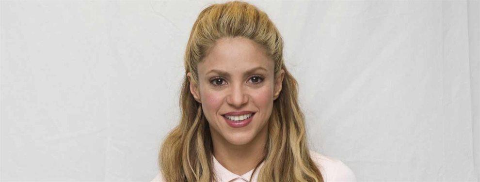 Shakira se tomó una foto con una raqueta de tenis y unas pintas, cuanto menos, curiosas