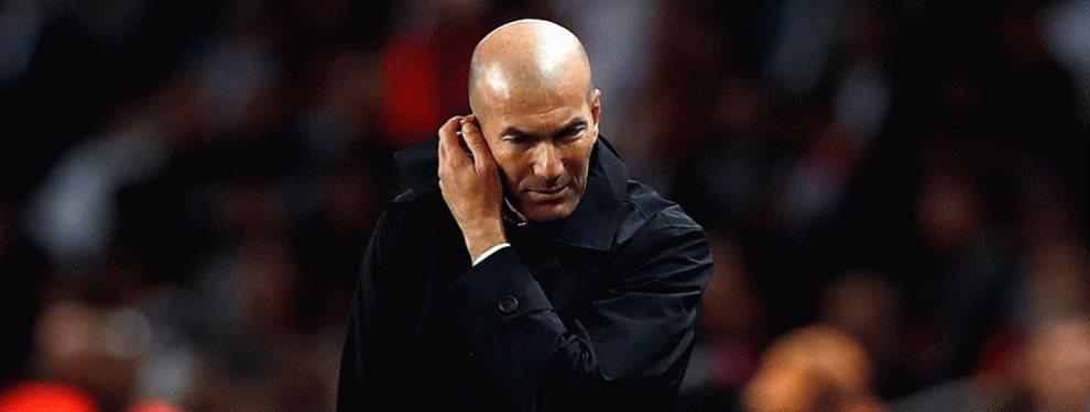 Florentino Pérez escucha a un técnico que no es el del Real Madrid: El vestuario va a enloquecer