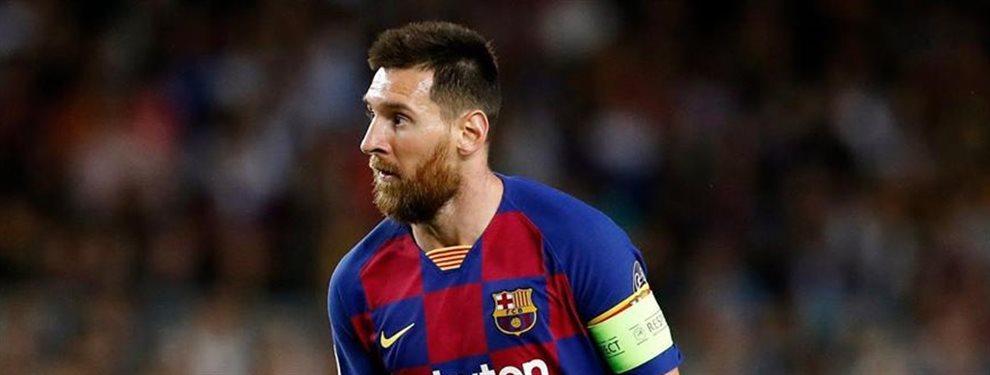 Hay lío gordo, las declaraciones que van a destrozar a Messi vienen de cerca:No es el primer roce