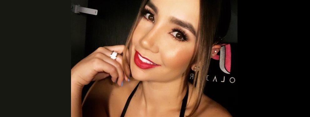 Paola Jara como cantante de música popular y actriz siempre demuestra actitud, por ello el éxito está relacionado con su vida.