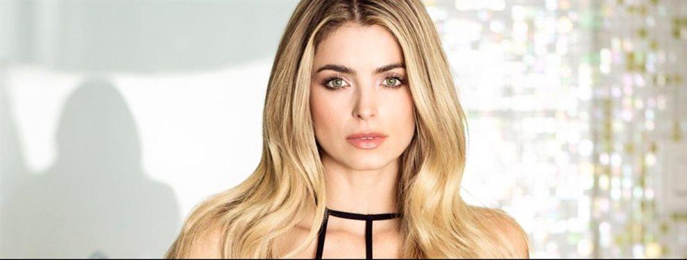 Su belleza es indiscutible y pareciera que el tiempo pasa más lento para la colombiana Cristina Hurtado.