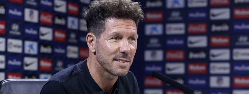 Simeone lo quiere lo antes posible para reforzar el ataque. 20 millones de euros serían suficientes para sacarlo del Real Madrid.