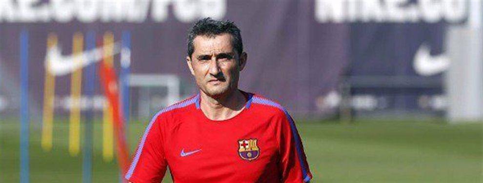 Valverde busca un salvador para el Barça y no es Messi:El astro argentino ya no es suficiente