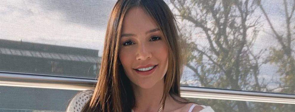 Lina Tejeiro dentro de las actrices más consentidas de Colombia recibe halagos a diario por parte de sus seguidores.