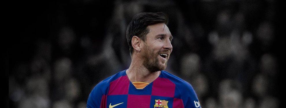 Leo Messi volvió a marcar y demostrar que comienza a estar en forma. El crack argentino fue uno de los protagonistas de la goleada del Barça.
