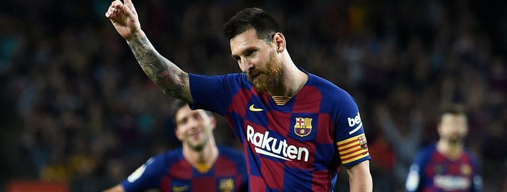 Leo Messi y Ernesto Valverde lo acordaron en secreto, le enseñan la puerta de salida: ¡Dembelé funciona mejor y debe ser titular y tú al banquillo!