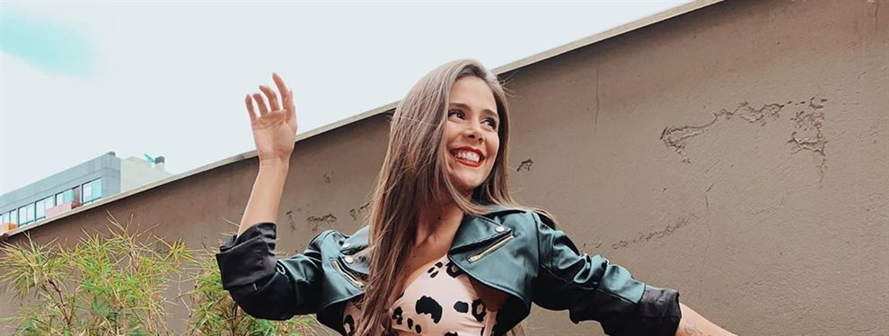 Greeicy Redón se ha puesto un nuevo reto musical al interpretar un tema de Alejandro Sanz como indirecta de una posible colaboración entre ambos cantantes