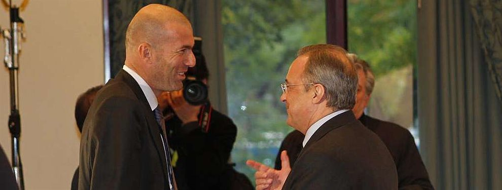 Zinedine Zidane no parece contar con Luka Jovic, una apuesta personal de Florentino Pérez