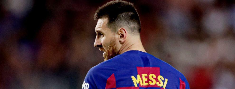 El Fútbol Club Barcelona sigue con su escalada de juego y resultados. Bartomeu ha regalado un fichaje a Ernesto Valverde que no ha gustado a Leo Messi