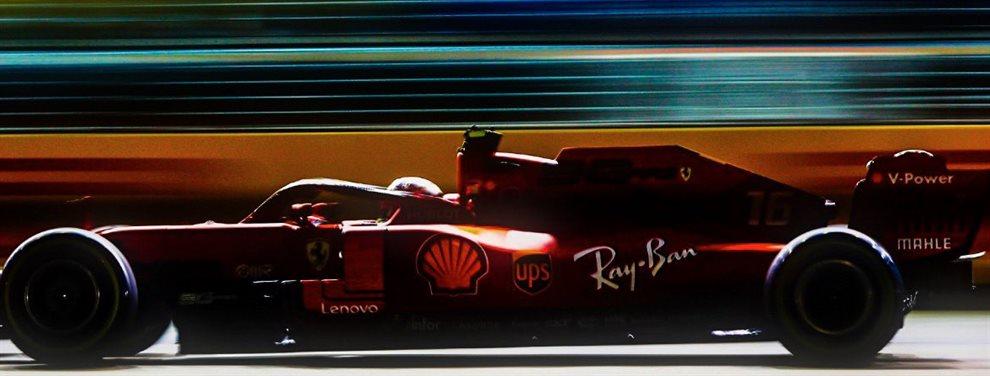 Sebastian Vettel y Leclerc seguirán con sus disputas en el asfalto. Japón ya se prepara para la llegada de los equipos. Habrá tormenta o saldrá el sol
