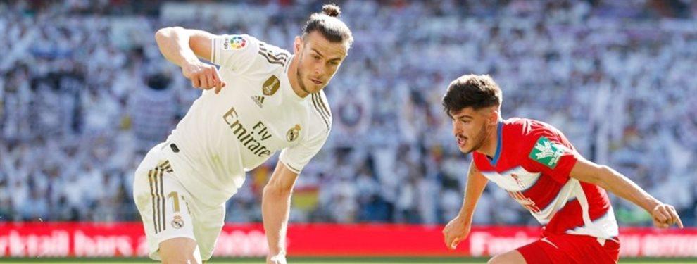Gareth Bale sigue sin estar del todo contento en el Real Madrid y aún piensa en salir