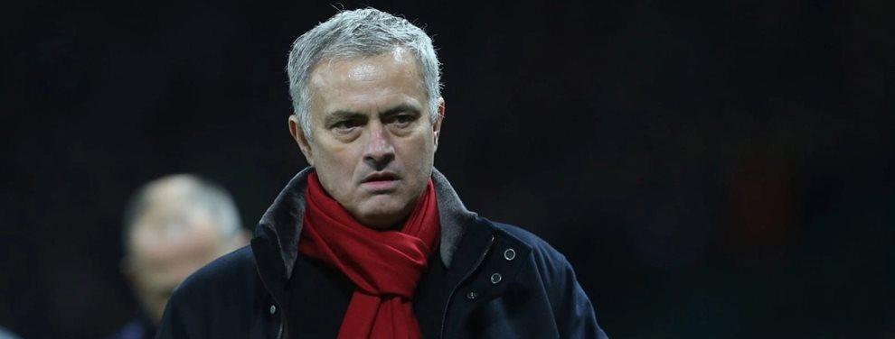 Mohamed Salah no irá al Real Madrid bajo ningún concepto si José Mourinho llega como entrenador
