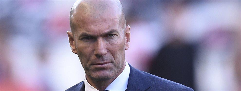 Zinedine Zidane le ha dado un ultimatum a Florentino Pérez cuando todo el  mundo pensaba que sería al revés. Los papeles se han invertido