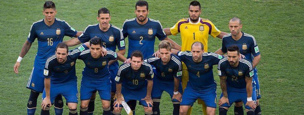 La actualidad de los futbolistas argentinos que disputaron la final del Mundial de Brasil 2014 ante Alemania.