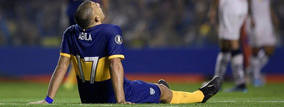 La familia del delantero de Boca, Ramón Ábila, fue amenazada durante el fin de semana.