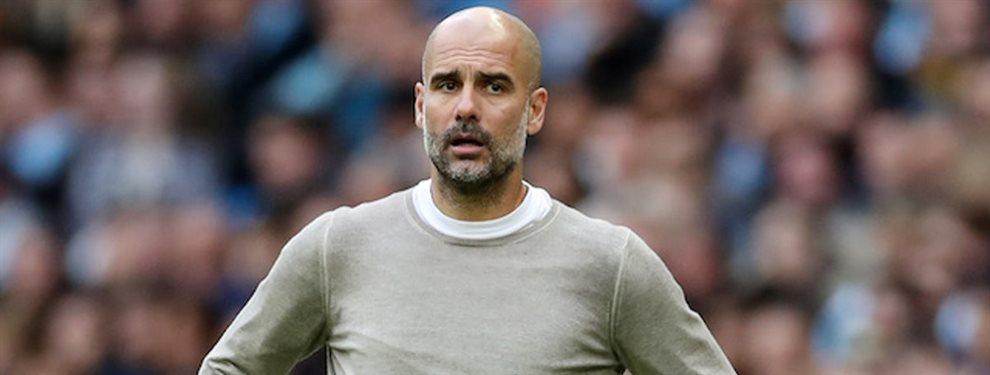 El Manchester City de Pep Guardiola planea una oferta por Kalidou Koulibaly millonaria