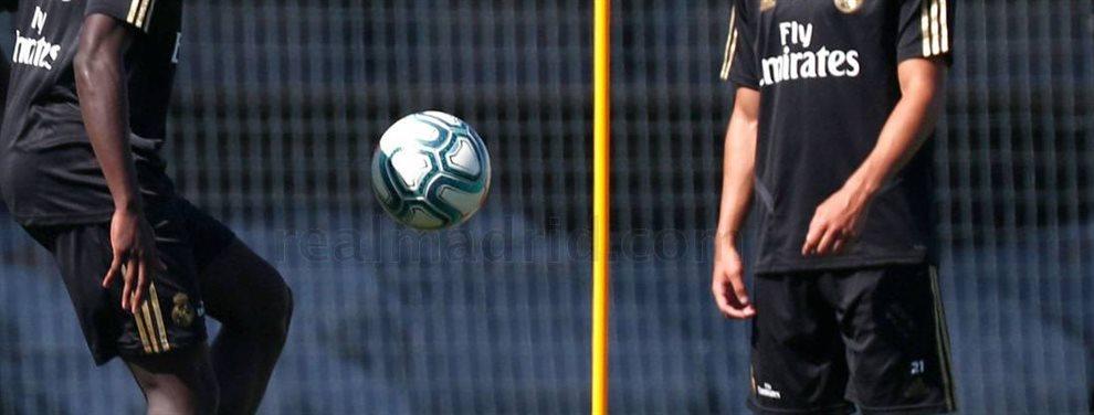 Zinedine Zidane desespera una vez más a Florentino Pérez por sus peticiones que luego no van a ningún sitio. Quiere jugadores con los que luego no cuenta
